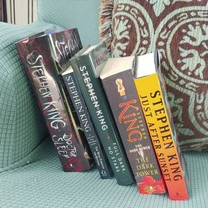 Stephen King Collection of 5